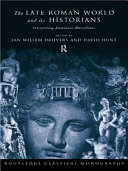 The Late Roman World and Its Historian