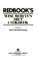 Redbook s Wise Woman s Diet Cookbook
