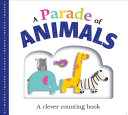 Picture Fit Board Books  A Parade of Animals