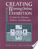 Creating A Winning Online Exhibition