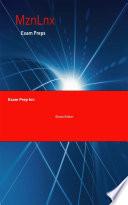 Exam Prep for: Blitzer College Algebra Essentials 3rd Edition