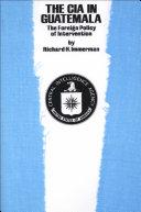 The CIA in Guatemala