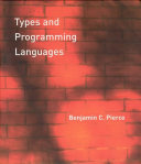 Pdf Types and Programming Languages Telecharger