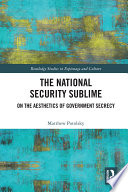The National Security Sublime