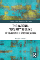 The National Security Sublime Pdf/ePub eBook