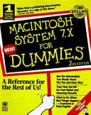 Mac Os 7 6 For Dummies