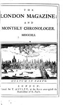 The London Magazine and Monthly Chronologer