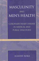Masculinity and Men s Health