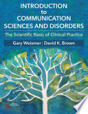 Introduction to Communication Sciences and Disorders Book