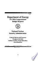 Energy and Water Development Appropriations for 2016
