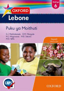 Books - Oxford Lebone Grade 6 Learners Book (Sepedi) Oxford Lebone Kreiti ya 6 Puku ya Moithuti | ISBN 9780199047239