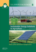 Sustainable Energy Solutions in Agriculture