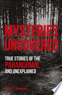 Mysteries Uncovered Book