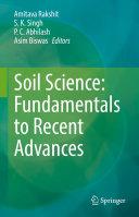 Pdf Soil Science: Fundamentals to Recent Advances Telecharger