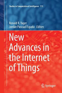 Pdf New Advances in the Internet of Things