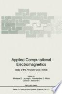 Applied Computational Electromagnetics Book