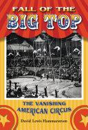 Fall of the Big Top Pdf/ePub eBook