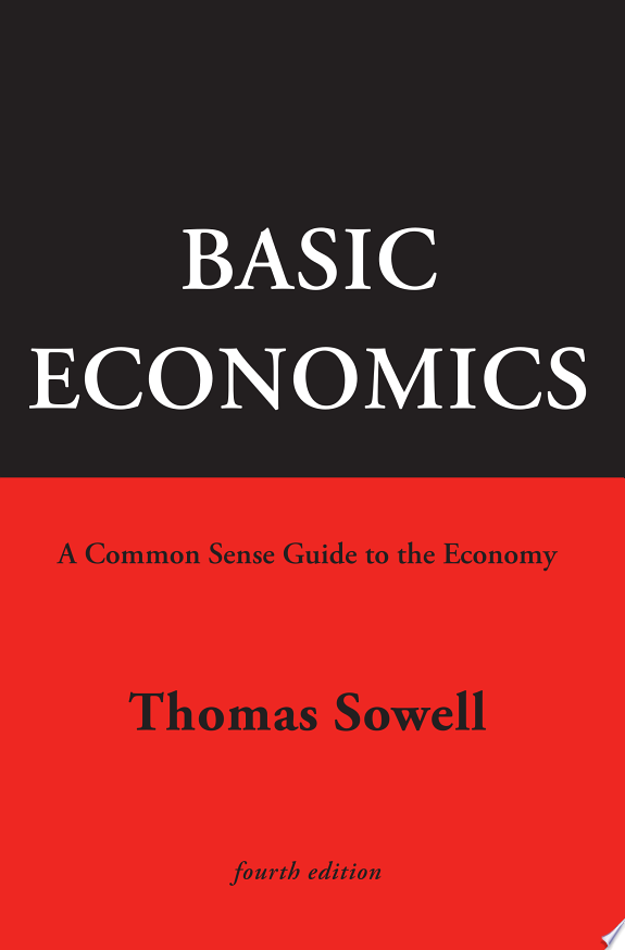 Basic Economics 4th Ed