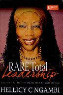 Rare Total Leadership  Leading with the Head  Heart and Hands