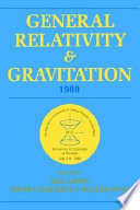 General Relativity and Gravitation  1989