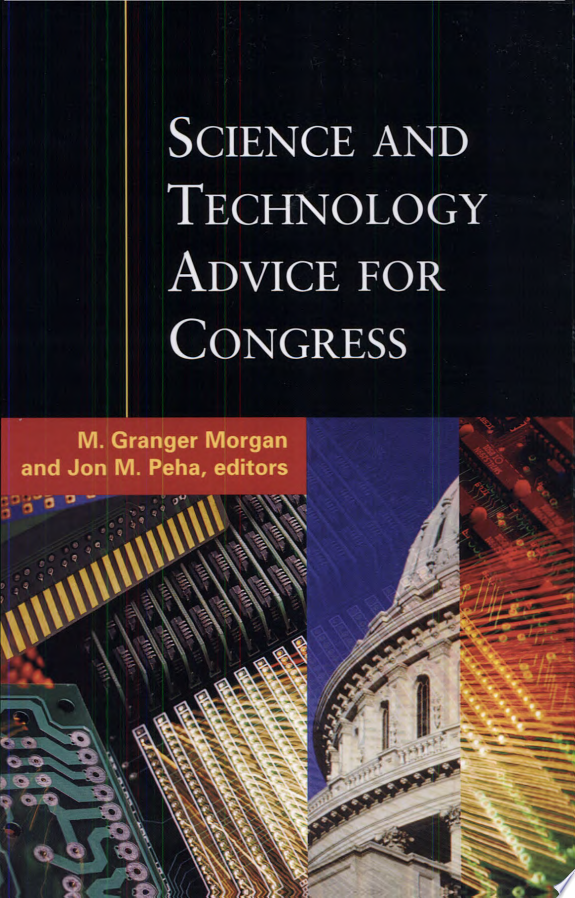 Science and Technology Advice for Congress