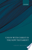Union with Christ in the New Testament Book