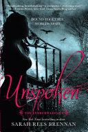 Unspoken (The Lynburn Legacy Book 1) Pdf/ePub eBook
