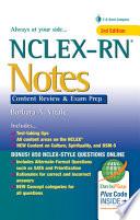 NCLEX-RN Notes