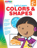 Let   s Learn Colors   Shapes  Ages 1   5