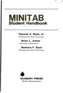 Minitab Student Handbook