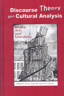 Discourse Theory and Cultural Analysis Book PDF