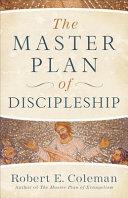 The Master Plan of Discipleship Book