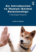 An Introduction to Human–Animal Relationships