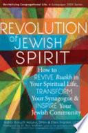 Revolution of Jewish Spirit