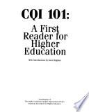 CQI 101
