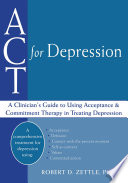 Act For Depression Book PDF