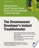 The Dreamweaver Developer s Instant Troubleshooter