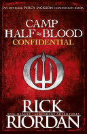 Camp Half Blood Confidential