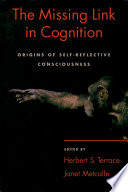 The Missing Link In Cognition Book PDF