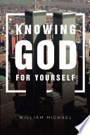 Knowing God for Yourself Book