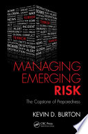 Managing Emerging Risk
