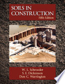 Soils in Construction  : Fifth Edition