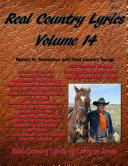 Real Country Lyrics Volume 14
