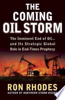 The Coming Oil Storm Book