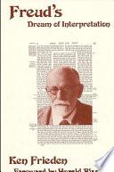 Freud S Dream Of Interpretation