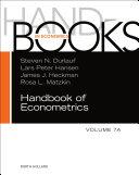 Handbook Of Econometrics Book PDF