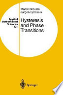 Hysteresis And Phase Transitions