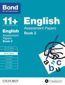 Bond 11   Bond 11  English Assessment Papers 10 11 Book 2