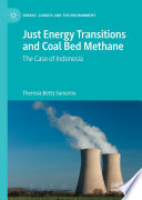Just Energy Transitions and Coal Bed Methane
