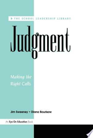 Download Judgement Free Books - eBookss.Pro